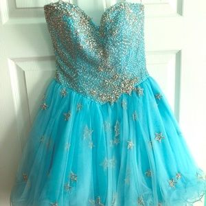 Beautiful Sherri Hill Dress